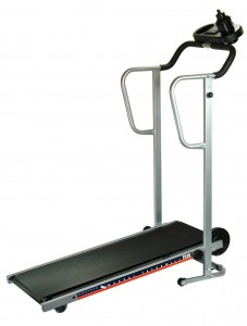The Phoenix 98510 is the best manual treadmill for your money